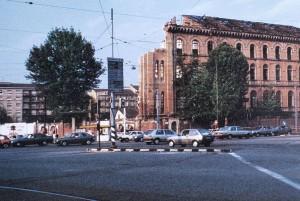 Ex Caserma Pugnani Cavalli e Sani, 1990 circa © Archivio Storico della Città di Torino