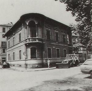 Casa Stratta, ora Scuola materna del Quartiere