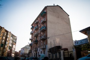 Casa d'abitazione in piazza Bottesini 6 © Alice Massano