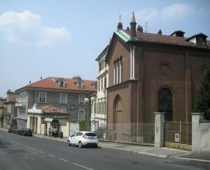 Opera Pia Lottieri Via Villa della Regina 21. Fotografia di Daniele Trivella, 2013