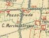 Cascina Serena. Istituto Geografico Militare, Pianta di Torino e dintorni, 1911, © Archivio Storico della Città di Torino