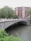 Ponte Washington. Fotografia di Edoardo Vigo, 2012.