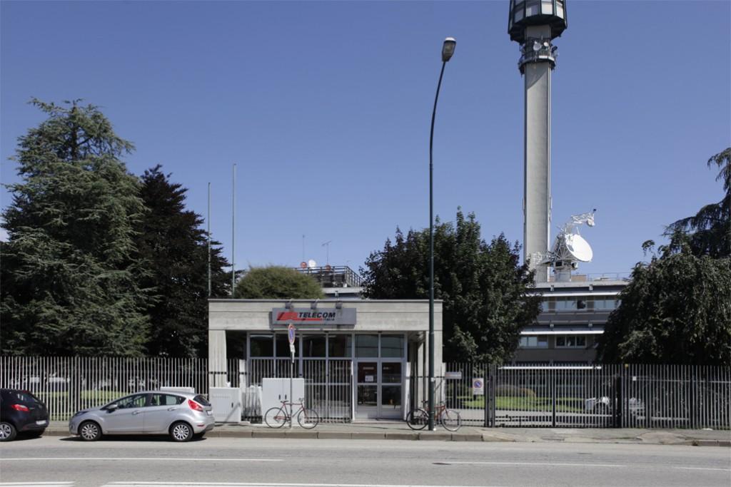 Sede Telecom Italia Lab, ex Cselt - MuseoTorino