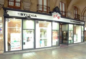 BLG, parrucchieri, ex Grosso Ormea di Serafino, fioraio, esterno, Fotografia di Marco Corongi, 2005 ©Politecnico di Torino