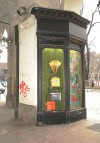 Arbiter, gioielleria a pilastro, Fotografia di Marco Corongi, 2001 ©Politecnico di Torino
