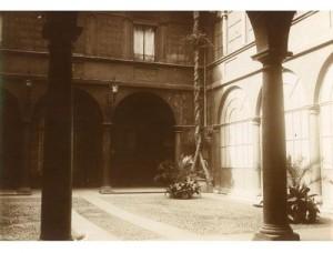 Palazzo Scaglia di Verrua. Fotografia di Mario Gabinio - Fondazione Torino Musei / Archivio Fotografico - Fondo Gabinio