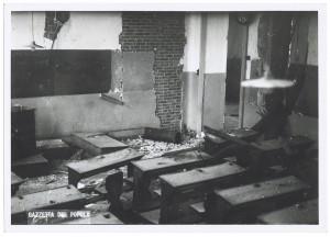 Danni di guerra: le scuole
