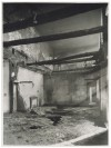 Villa della Regina. Effetti prodotti dal bombardamento dell'incursione aerea del 20-21 novembre 1942. UPA 2202_9B06-34. © Archivio Storico della Città di Torino