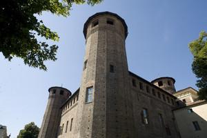 Castello di Porta Fibellona (Palazzo Madama). Fotografia di Marco Saroldi, 2010. © MuseoTorino.