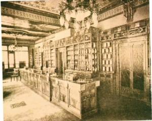 Locali storici: Farmacie
