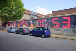 MKE, ThyssenKrupp, 2010, muro in corso Valdocco
