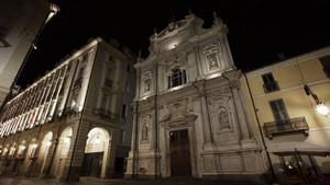 Chiesa del Corpus Domini. Fotografia di Paolo Mussat Sartor e Paolo Pellion di Persano, 2010. © MuseoTorino