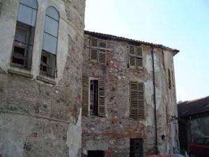 Ex Istituto Buon Pastore. Fotografia collezione Toppino