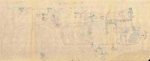 Bombardamenti aerei. Censimento edifici danneggiati o distrutti. ASCT Fondo danni di guerra inv. 362 cart. 6 fasc. 1. © Archivio Storico della Città di Torino