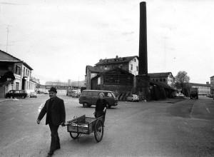 Ex Granaglia Officine Meccaniche. Fotografia, anni 70 © Archivio Storico Città Torino (GDP sez I 429B_023)