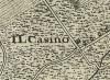 Cascina Barolo. Francesco De Caroly, Carta topografica dimostrativa, 1785, ©Archivio di Stato di Torino