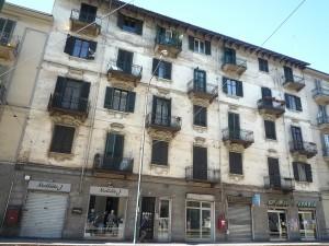 Ex sede del Circolo Ricreativo Sportivo Ettore Valli