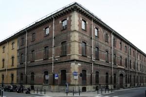 Ex caserma Ettore De Sonnaz, già Magazzino Centrale Militare