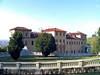 Retro di Villa della Regina. Fotografia di Bruna Biamino 2010 ©MuseoTorino