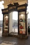 Ceretto, bacheca della gioielleria-argenteria, 2017 © Archivio Storico della Città di Torino