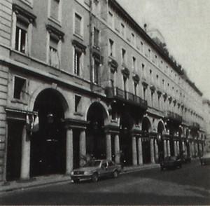 COMPLESSO DI VIA ROMA, PRIMO TRATTO