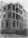 Dipartimento di Prevenzione (ex Ufficio d'Igiene), Via della Consolata 10. Effetti prodotti dai bombardamenti dell'incursione aerea dell'8 dicembre 1942. UPA 2721D_9C05-38. © Archivio Storico della Città di Torino