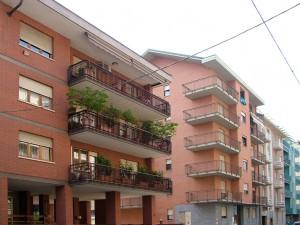 Edificio di civile abitazione in via Cristalliera 23