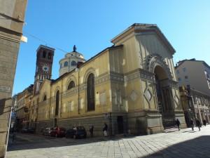 Chiesa Madonna degli angeli. Fotografia di Paola Boccalatte, 2014. © MuseoTorino
