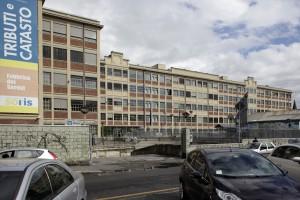 Uffici comunali, già mercato coperto, già FIP Fabbrica Italiana Pianoforti