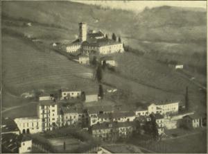 Veduta parziale di di Pino Torinese, 1914