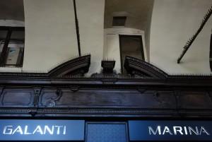 Marina Galanti, abbigliamento, particolare esterno, 2017 © Archivio Storico della Città di Torino