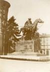 Pietro Canonica, Monumento ai Cavalieri d'Italia, 1923. Fotografia di Mario Gabinio, 1923. © Fondazione Torino Musei.