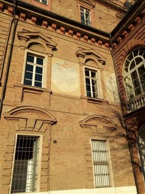 Orologio solare, Castello del Valentino