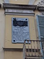 Paolo Solaroli di Briona, lapide