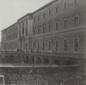 PALAZZO REALE, ALA NORD-OVEST