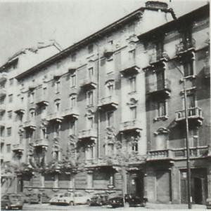 Edificio di civile abitazione in corso Umbria 4, 6