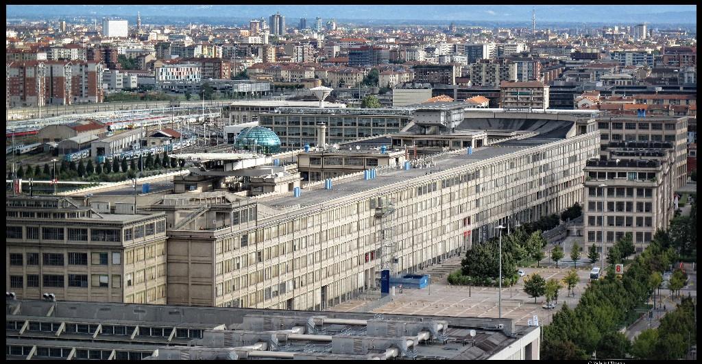 Stabilimento Fiat Lingotto Museotorino