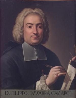 Filippo Juvarra (Messina, 1678 - Madrid, 1736)