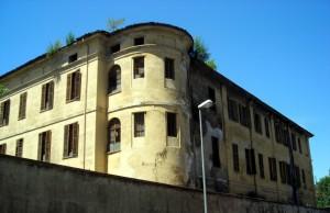 Ex Istituto Buon Pastore, orecchione delle latrine. Fotografia di Silvia Bertelli