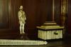 Opere in avorio nella Sala del Medagliere presso l'Armeria Reale. Fotografia di Dario Lanzardo, 2010. © MuseoTorino / MIBAC