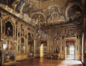 Palazzo Carignano, Sala delle Stagioni© MIBACT
