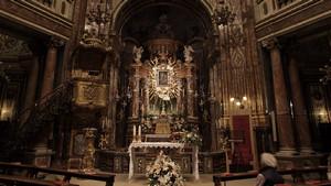 Altare maggiore del Santuario della Consolata. Fotografia di Paolo Mussat Sartor e Paolo Pellion di Persano, 2010. © MuseoTorino