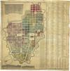 Torino in pianta dimostrativa (Grossi, 1796)