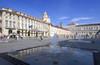 Fontane in piazza Castello. Fotografia di Bruna Biamino, 2010. © MuseoTorino