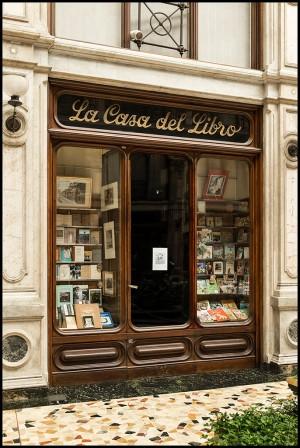 La Casa del Libro, ingresso, 2017 © Archivio Storico della Città di Torino