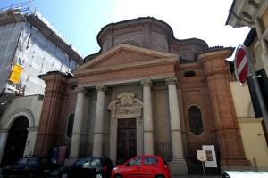 Chiesa di Santa Pelagia, fotografia di Gianluca Platania © Città di Torino
