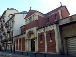 Chiesa della Madonna di Lourdes
