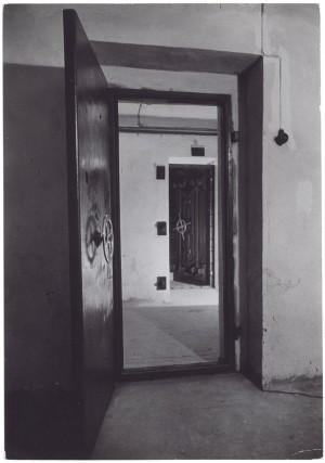 s.l., interno di un Ricovero Pubblico di protezione Antiaerea. UPA 9F01-42. © Archivio Storico della Città di Torino