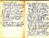 Diario dell'Istituto Lorenzo Prinotti, 1943. ASCT, Fondo Prinotti cart. 31 fasc. 11, 10, pp. 40-41. © Archivio Storico della Città di Torino