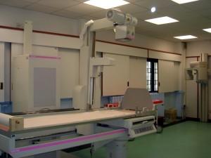 Casa Circondariale Lorusso Cutugno ex Le Vallette, macchinari della sezione di radiologia. Fotografia di Silvia Bertelli